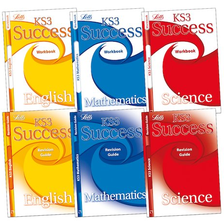 Letts KS3 Success Pack