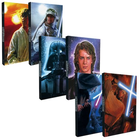 Star Wars Biographies Trio
