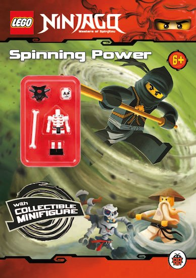 LEGO Ninjago: Spinning Power