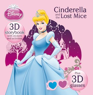 Cinderella and the Lost Mice: 3D Storybook