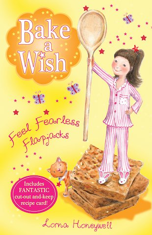 Feel Fearless Flapjacks