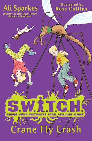 SWITCH: Crane Fly Crash
