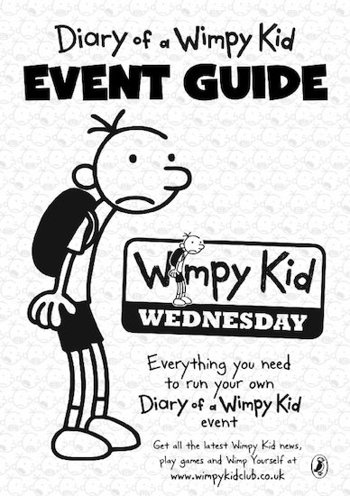 Wimpy Kid Event Pack