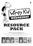 Wimpy Kid Resource Pack Introduction (4 pages)