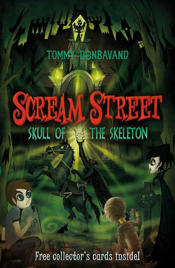 Scream Street: Skull of the Skeleton
