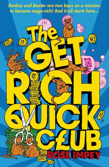 The Get Rich Quick Club Look Inside