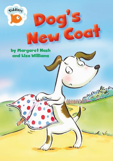 Tiddlers: Dog's New Coat