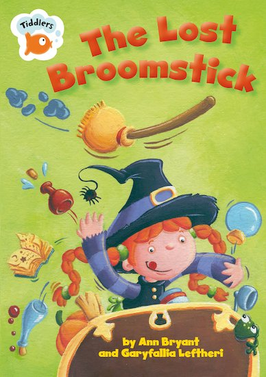 Tiddlers: The Lost Broomstick