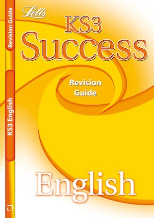 Letts KS3 Success Revision Guide: English