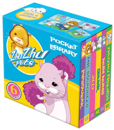 Zhu Zhu Pets: Pocket Library