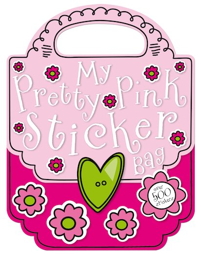 My Pretty Pink Sticker Bag