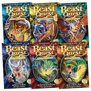 Beast Quest: Series 9 Pack