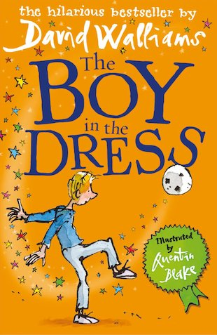 The Boy in the Dress