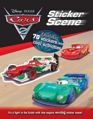 Cars 2: Sticker Scene