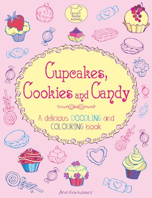 Cupcakes, Cookies and Candy