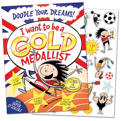 I Want To Be a Gold Medallist