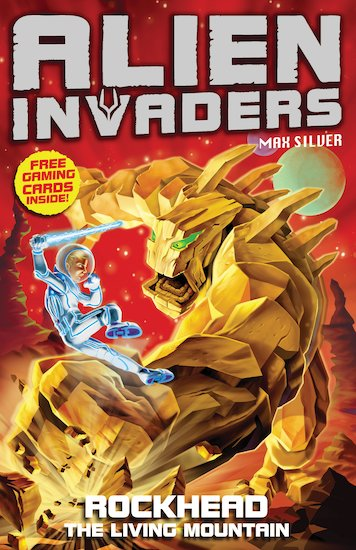 Alien Invaders: Rockhead, the Living Mountain