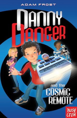 Danny Danger and the Cosmic Remote