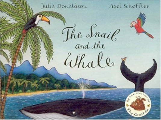 The Snail and the Whale x 6