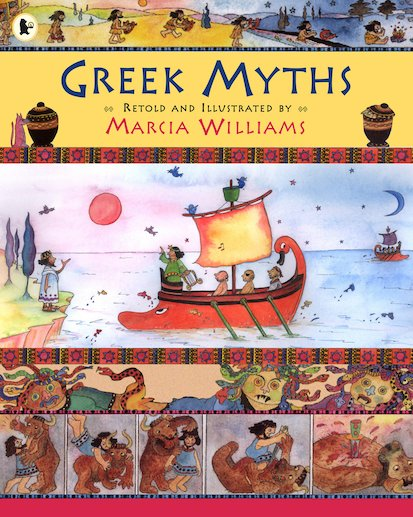 Greek Myths x 30