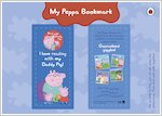 My Peppa Pig Bookmark