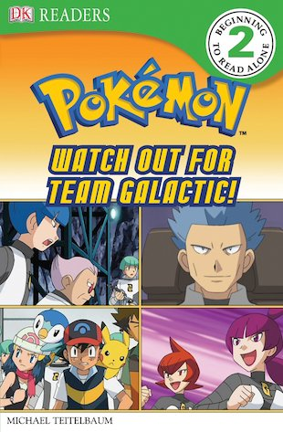Pokémon - Watch Out for Team Galactic!