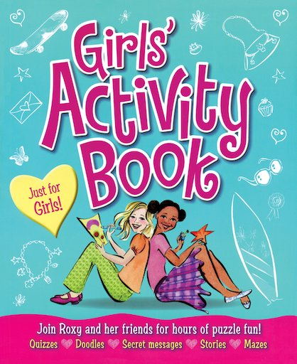 Girls' Activity Book