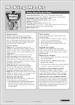 Making Masks - Teachers' Notes (1 page)