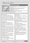 Cinderella - Teachers' Notes (1 page)