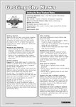 Getting the News - Teachers' Notes (1 page)