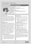 Peach Trees - Teachers' Notes (1 page)