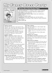 My Fancy Dress Party - Teachers' Notes (1 page)