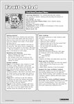 Fruit Salad - Teachers' Notes (1 page)