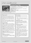 Sea Animals - Teachers' Notes (1 page)