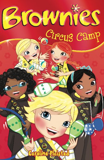 Brownies: Circus Camp
