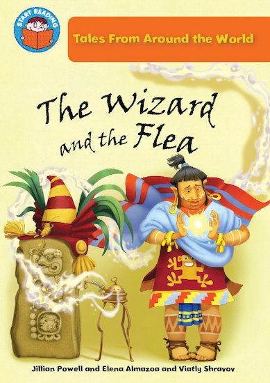 Tales from Around the World - The Wizard and the Flea