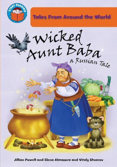 Tales from Around the World - Wicked Aunt Baba