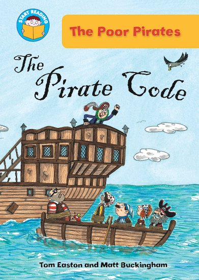 The Poor Pirates - The Pirate Code