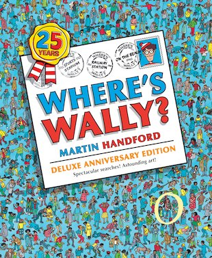 Where's Wally? Deluxe 25th Anniversary Edition