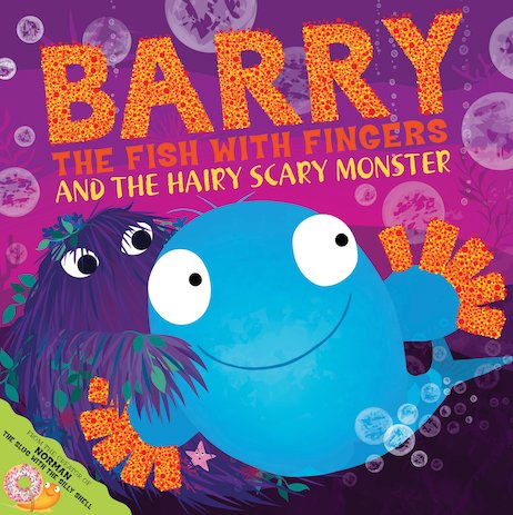 Barry and the Hairy Scary Monster