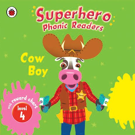 Superhero Phonic Readers
