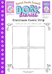 Dork Diaries Activity Sheets (4 pages)