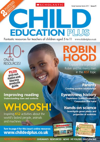 Child Education Plus Magazine - Early Summer 2011 Edition