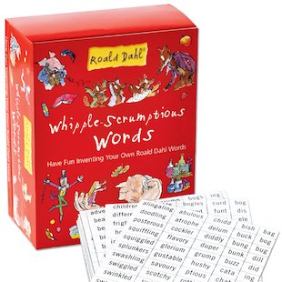 Roald Dahl: Whipple-Scrumptious Words