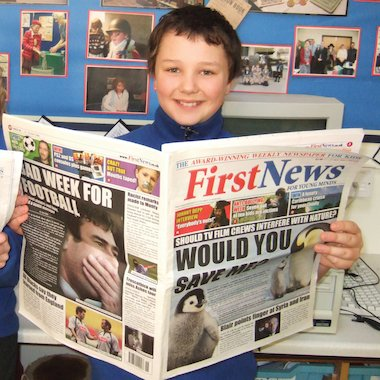First News children