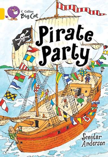 Pirate Party (Gold Band 9)