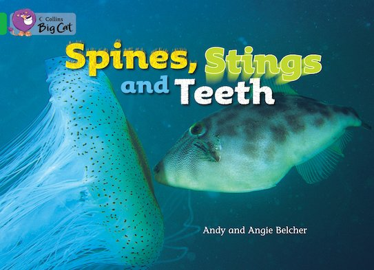 Spines, Stings and Teeth (Book Band Green)