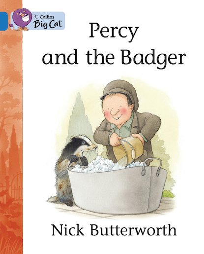 Percy and the Badger (Blue Band 4)