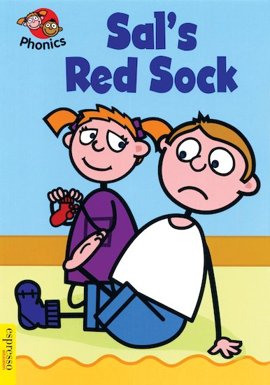 Espresso Phonics Level 2: Sal's Red Sock