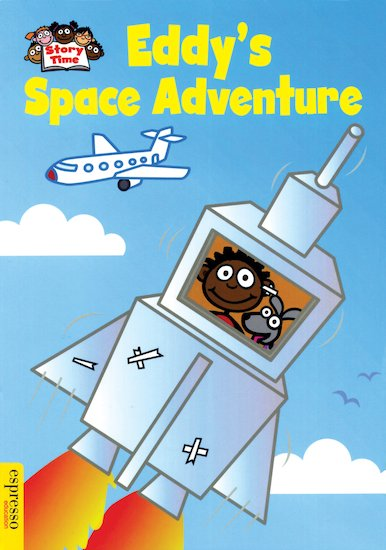 Espresso Story Time: Eddy's Space Adventure